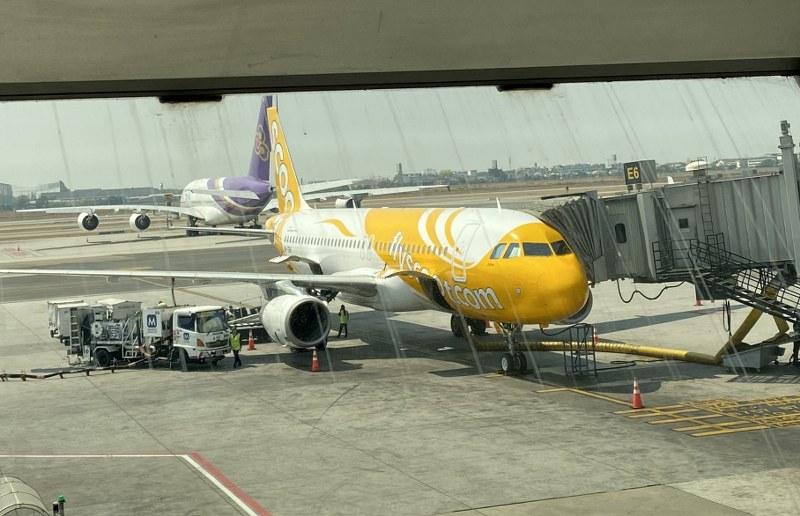 FlyScoot Bangkok to Sydney