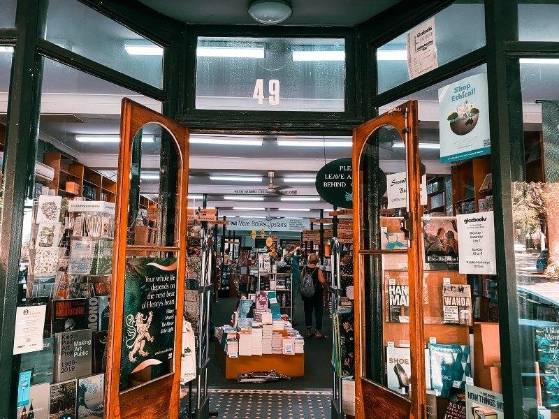 book shop Glebe