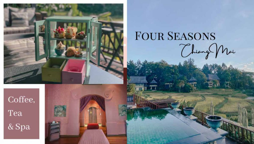 Four Seasons Chiang Mai Afternoon Tea