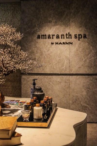 Amaranth spa
