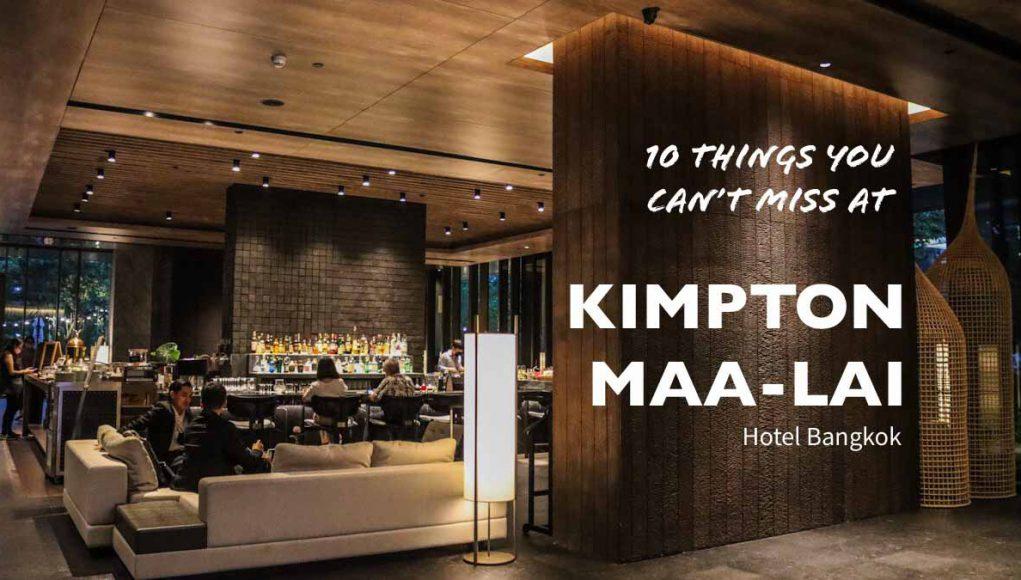 kimpton maa-lai bangkok staycation